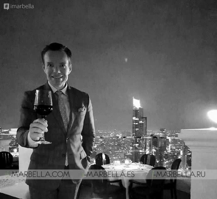 Annika Urm Blog: A five-star experience @ Lebua Hotel, Bangkok