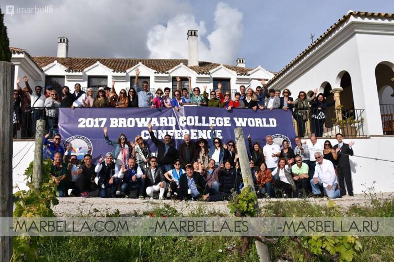 American College New Facilities are open @ Marbella 2018