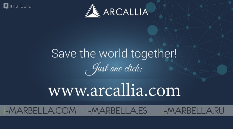01 го февраля 2018 года стартует ICO по изобретательской платформе общественного финансирования Arcallia.com