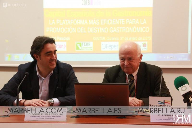 Día Inaugural Xantar Ourense 2018