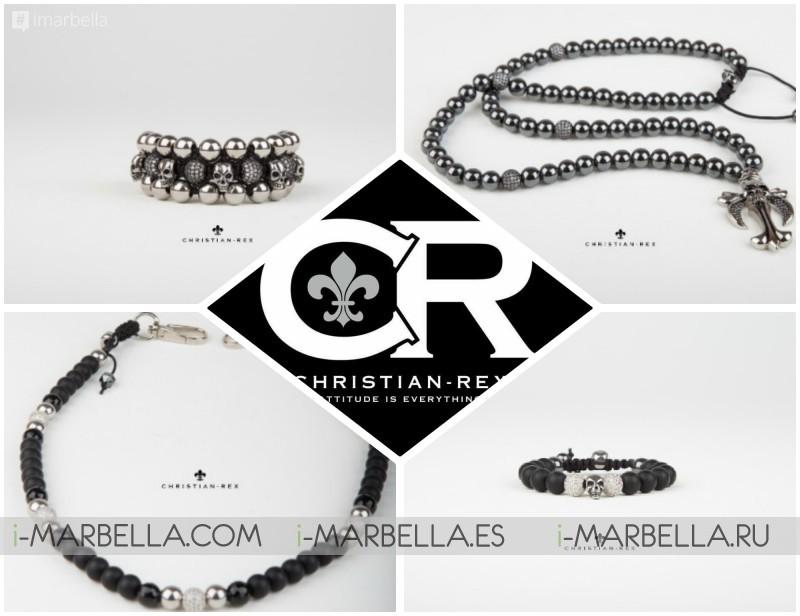 Ya llegó la increíble colección de joyas de Christian-Rex 2018