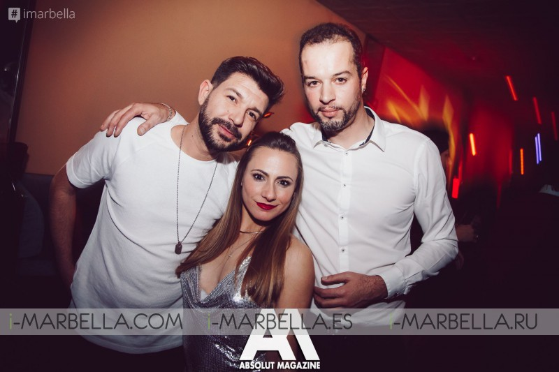 Impressive show by Edu Reyes and Andrea Privitera @ Club Olivia Valere – February 10 2018 Gallery