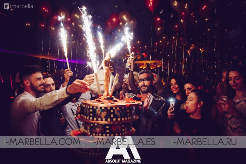 Arno Valere's Birthday Party Hollywood style @ Club Olivia Valere – February 17, 2018, Gallery