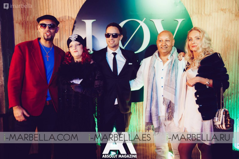 Arno Valere's Birthday Party Hollywood style @ Club Olivia Valere – February 17, 2018, Photocall
