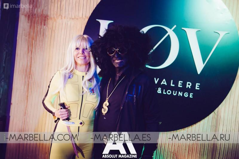 Arno Valere's Birthday Party Hollywood style @ Club Olivia Valere – February 17, 2018, Photocall