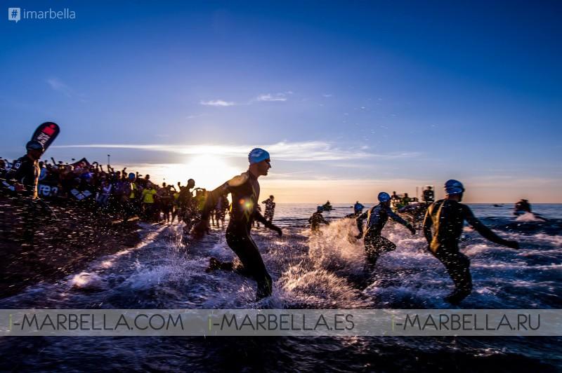 IRONMAN 70.3 Marbella @ Puerto Banus Marbella, Apr 29, 2018