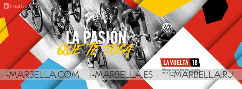 Malaga is getting ready for the 73 Spanish Cycling Tour of – August 25, 2018