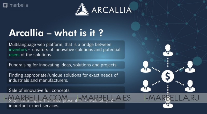 I-Marbella explains what is Blockchain technology