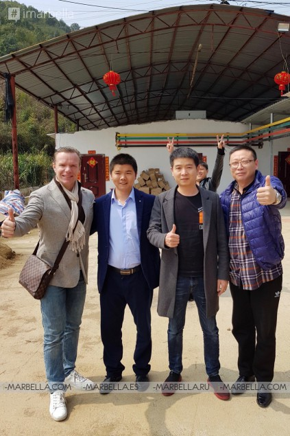 Annika Urm Blog: Visiting Bitcoin Mining Farm in China Vol.2