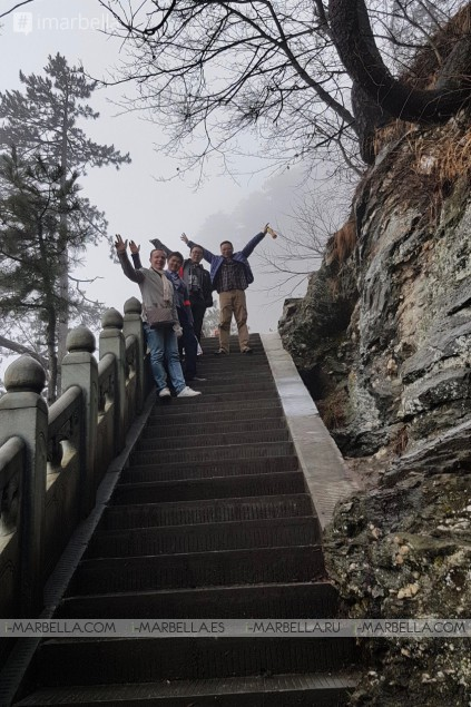 Annika Urm Blog: Mt. Mang Mt. Wudang mountains conquering and Business meetings in China  VOL. 3