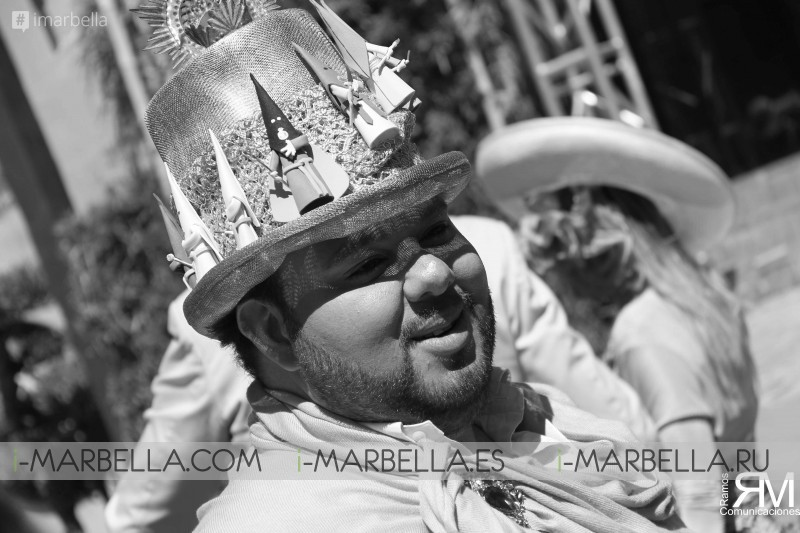 Gran Fiesta de Sombreros de Kristina Szekely Abril 1, 2018 - Gallery