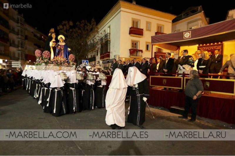 Easter celebrations @ Marbella March 28-31, 2018