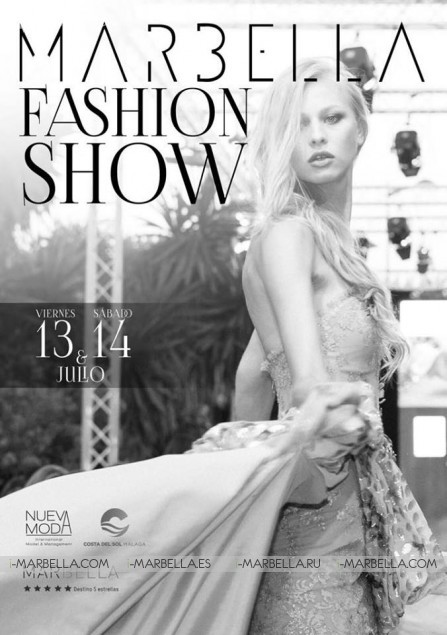 Marbella Fashion Show @ Puerto Banus, Jul 13, 2018
