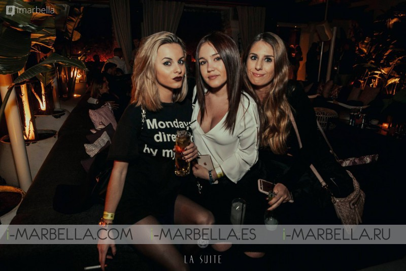 La Suite anniversary BoHo party @ Marbella March 29, 2018