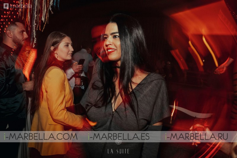 La Suite anniversary BoHo party @ Marbella March 29, 2018