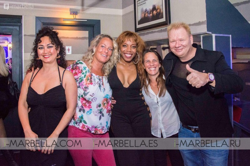 Joys Live 5th anniversary with Yanela Brooks – April 5, 2018 Gallery