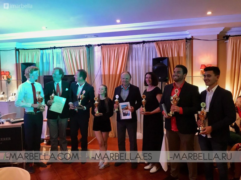 Outstanding results of the Lions Golf World Cup @ Mijas March 25th to April 1st 2018