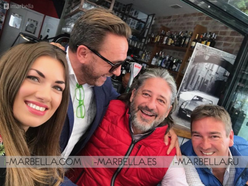 Daytona - Motor Passion Opening Party@Puerto Banus, April 5th 2018 Gallery,Video