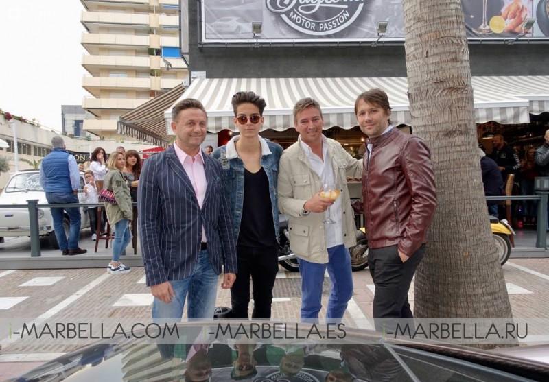 Daytona - Motor Passion Opening Party@Puerto Banus, April 5th 2018 Gallery,Video