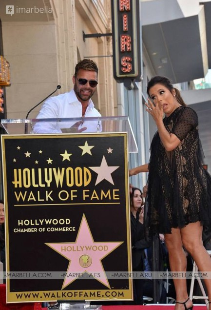 Pregnant Eva Longoria gets a star on the Hollywood Walk of Fame. April, 2018 Gallery
