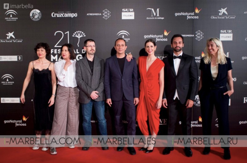The 21st Film Festival Winners in Malaga April, 2018 Gallery