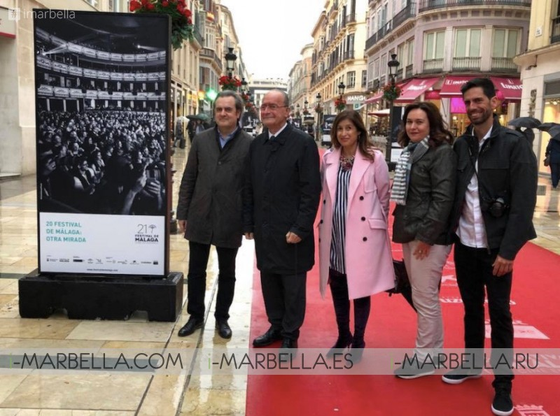 The 21st Film Festival Winners in Malaga April, 2018 Gallery