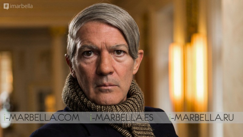 Antonio Banderas stars NatGeo Series: Genius – Pablo Picasso filmed in Málaga April 2018
