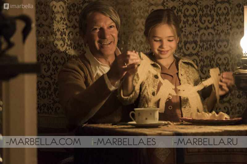 Antonio Banderas stars NatGeo Series: Genius – Pablo Picasso filmed in Málaga April 2018