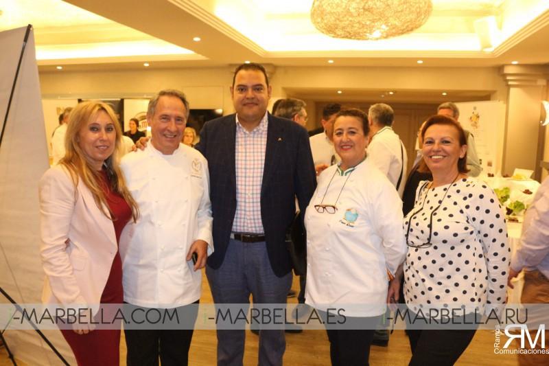 III Concurso de Turismo Gastronómico de cocina y pasteleria - Abril 2018