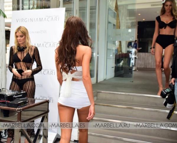 Irish designer Virginia Macari launches her new collection