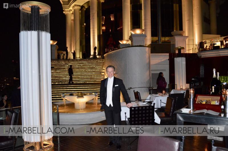 Blog de Annika Urm: una experiencia de cinco estrellas @ Lebua Hotel, Bangkok