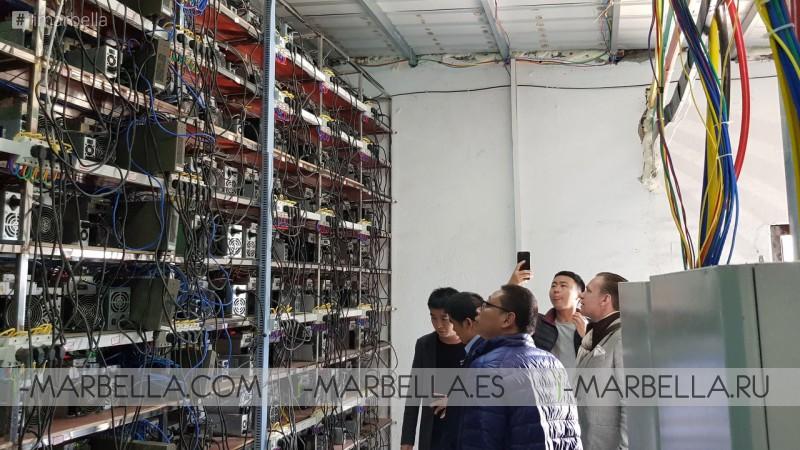 Blog de Annika Urm: Visita a la granja minera de Bitcoin en China Vol.2