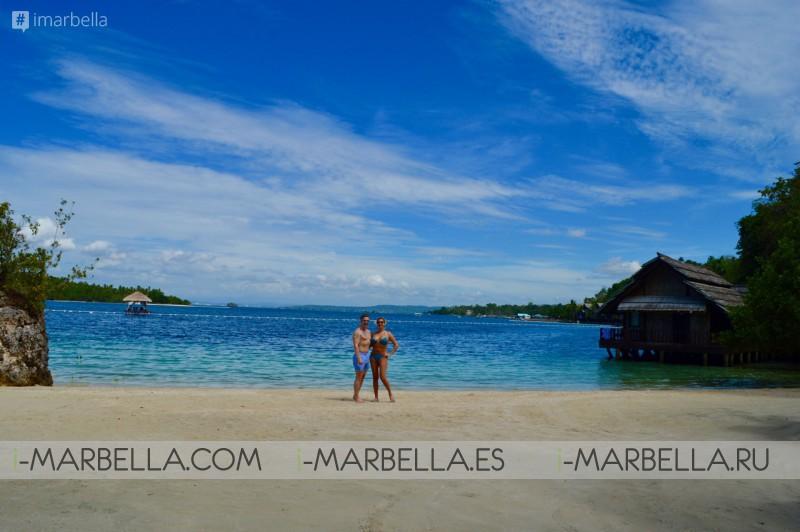 Blog de Annika Urm: El 'Lost Pearl' Hotel 5 Estrellas en Filipinas, Ciudad Davao en la Isla Sámal