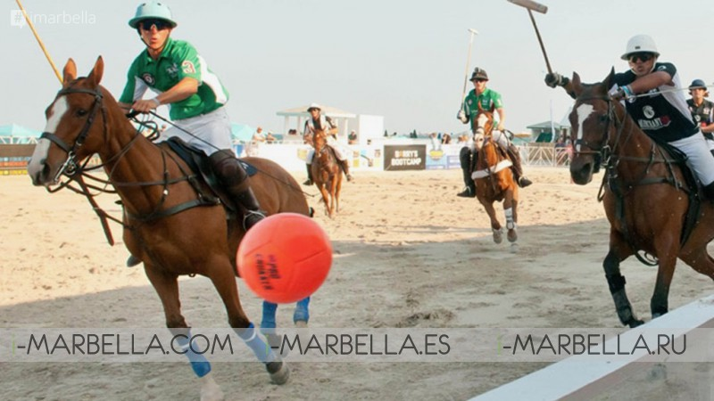 Costa del Sol Beach Polo Cup 2018 I Edition at Kempinski Hotel Bahía @Estepona, May 19 & 20, 2018