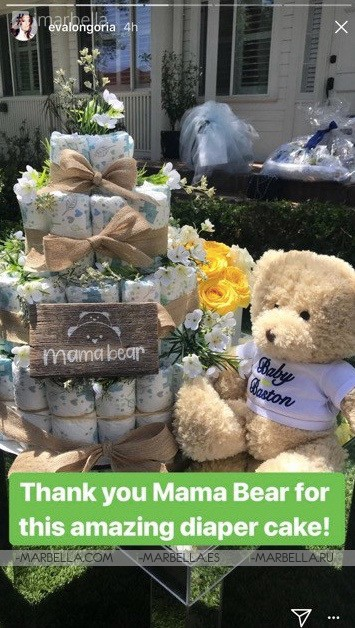 Eva Longoria celebrates a fun 'baby shower' a month before giving birth @Los Angeles May 2018 Gallery