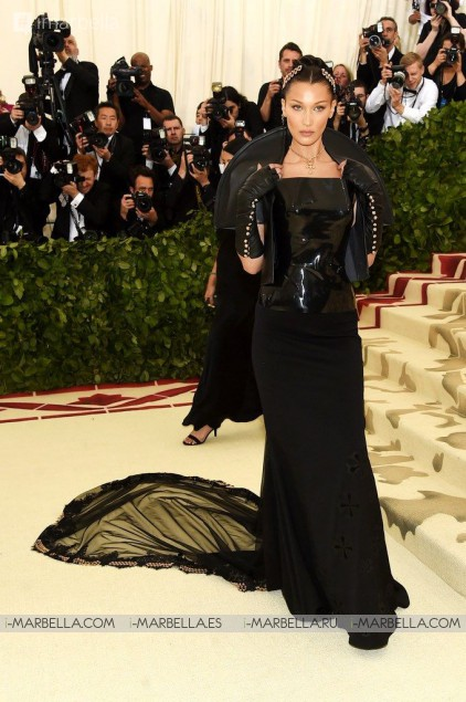 The best Designs at the Met Gala 2018 @ New York, May 8, 2018 Gallery