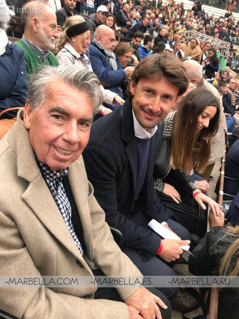 Manolo Santana Celebrated his 80 Birthday along the Mutua Madrid Open @ Madrid, Spain - May 10, 2018