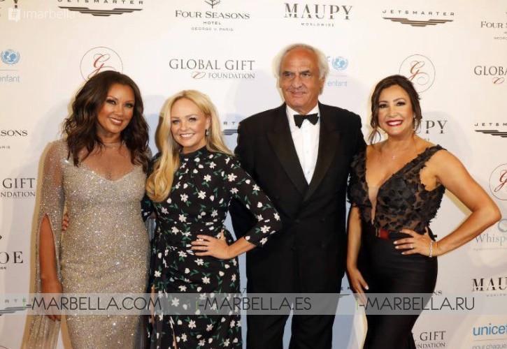 La Global Gift Foundation convirtió París y Londres en las capitales europeas de filantropía Galería de abril de 2018
