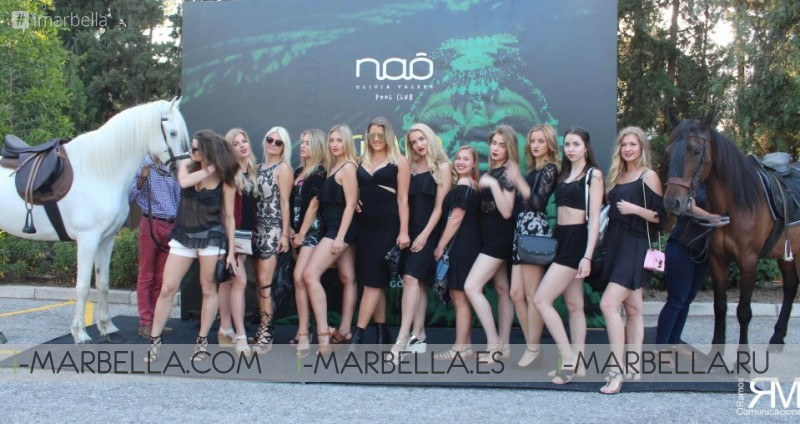 Grand Opening Party of NAÔ Pool Club @Marbella May 13, 2018