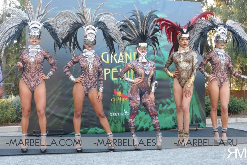 Grand Opening Party of NAÔ Pool Club @Marbella May 13, 2018