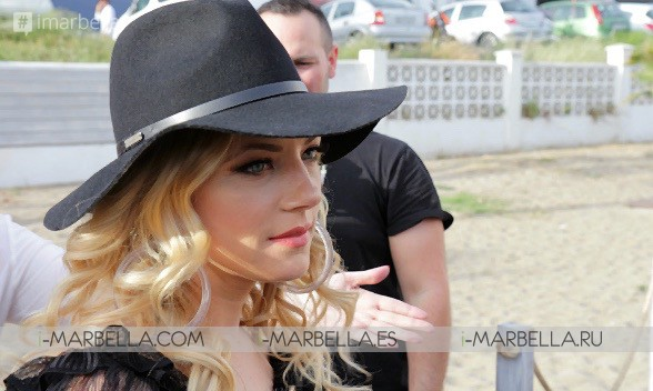 'Playa Padre' inaugural party with Maria Bravo & Katheryn Winnick in Marbella, May 14, 2018