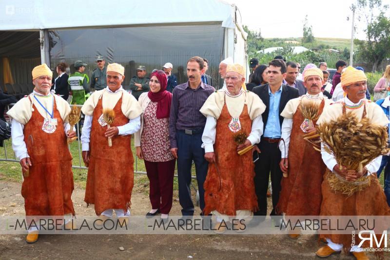 Festival Ecuestre de Mata @marruecos 2018