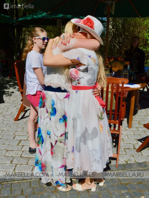 Annika Urm Blog: My Mother's Day Surprise to my Family Mothers May 2018 Estonia
