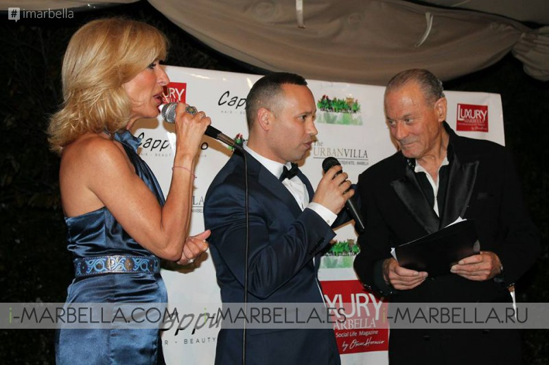 Marbella Luxury Magazine and Lady Marbella Super Gala by Oscar Horacio @ Marbella, May 11, 2018 Gallery