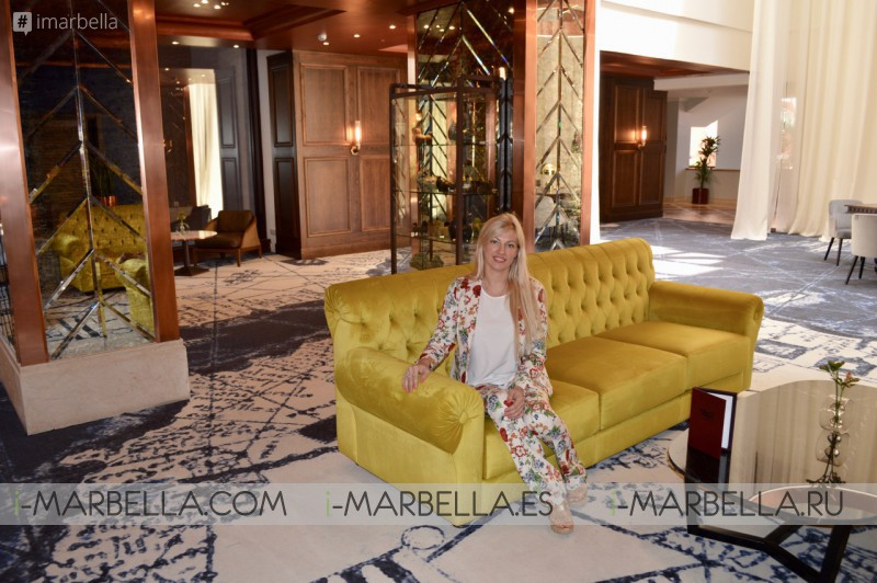 Annika Urm Blog: Kempinski Hotel Luxury experience in Spain at Costa del Sol