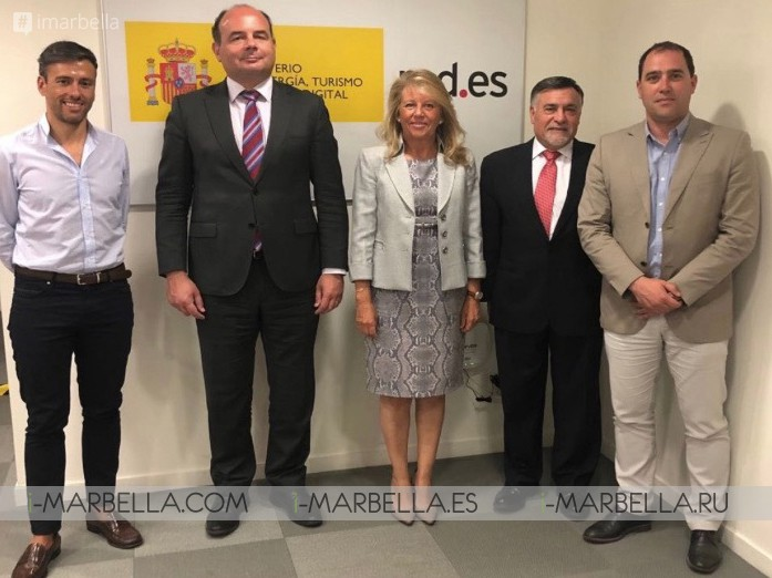 A 557,000 € investment planned for the 'Smart Costa del Sol' that aims to promote digital tourism in @Marbella on May 25, 2018
