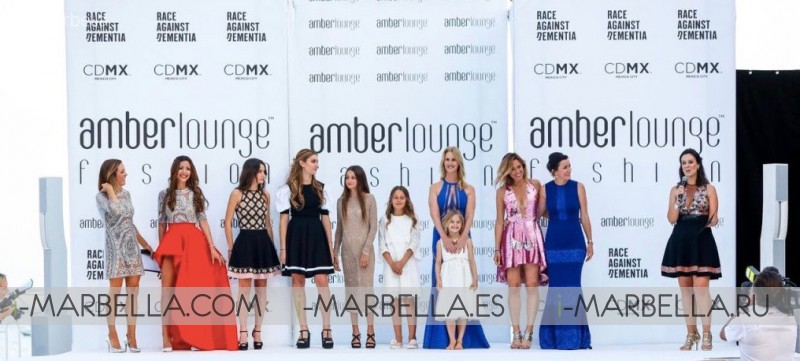 Amber Lounge 15th Anniversary & Charity Fashion Show in Monaco Grand Prix weekend May 2018 Gallery
