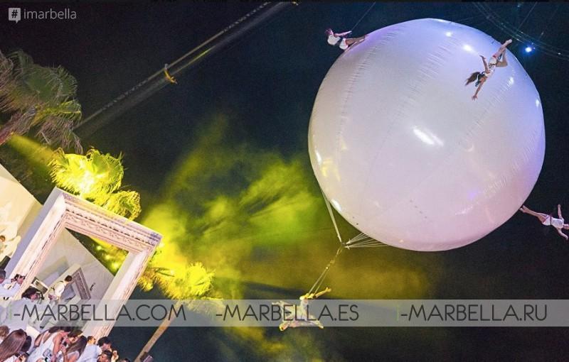 Nikki Beach White Party 2018 Opening Season @Marbella Gallery