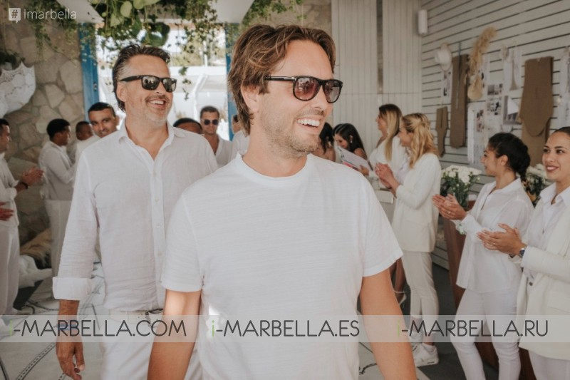Nikki Beach White Party 2018 Opening Season @Marbella Gallery