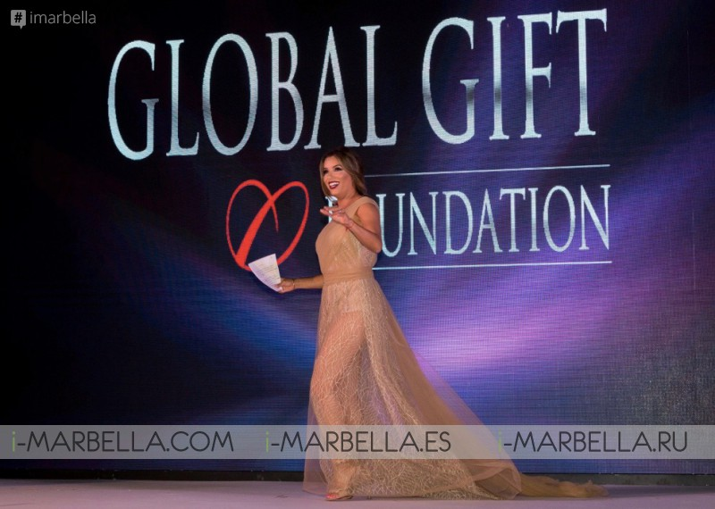 Gary Dourdan will sing at 7th The Global Gift Gala @Marbella July 29th, 2018